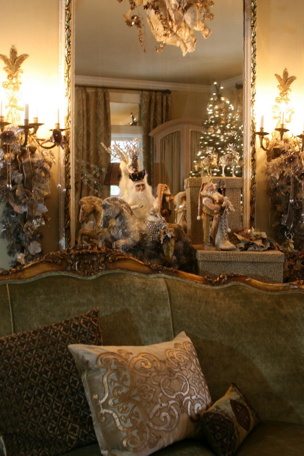 Christmas Living Room Decor