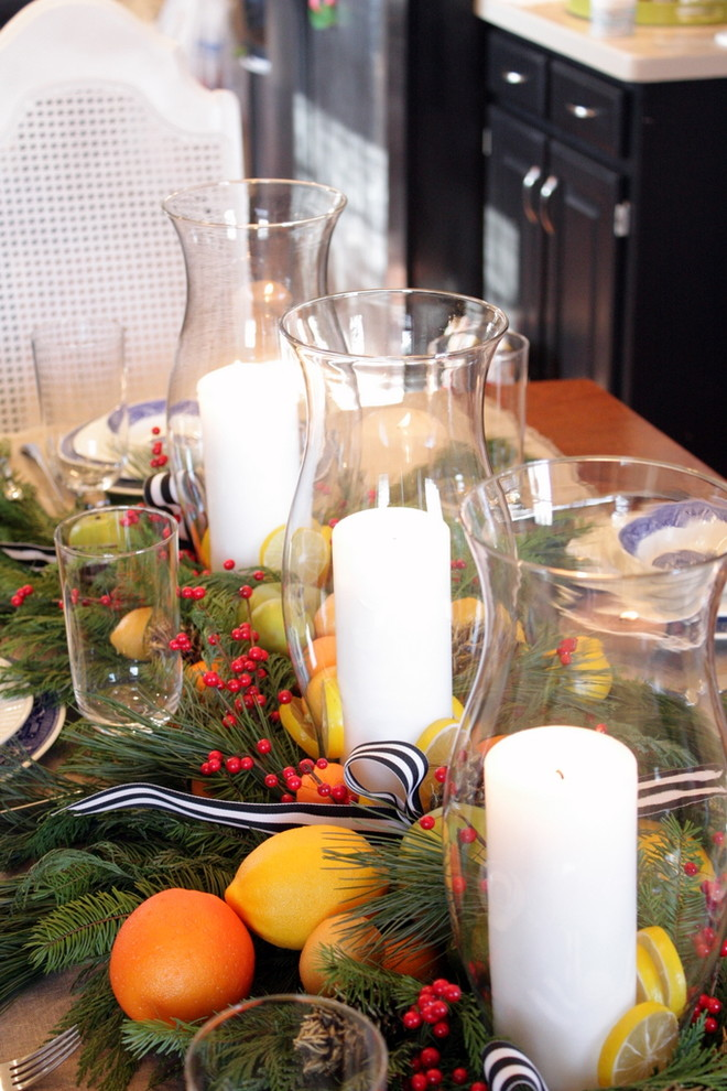 Christmas Party Table Decorations Centerpieces Idea