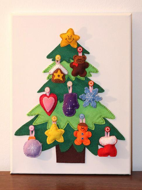 Christmas Tree Wall Decorations