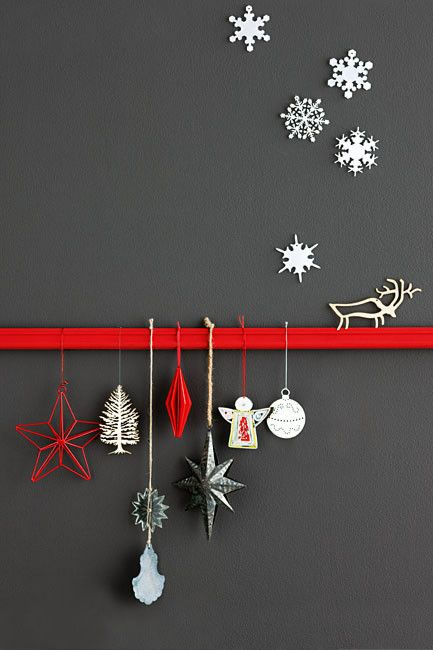 Christmas Wall Decorating Ideas