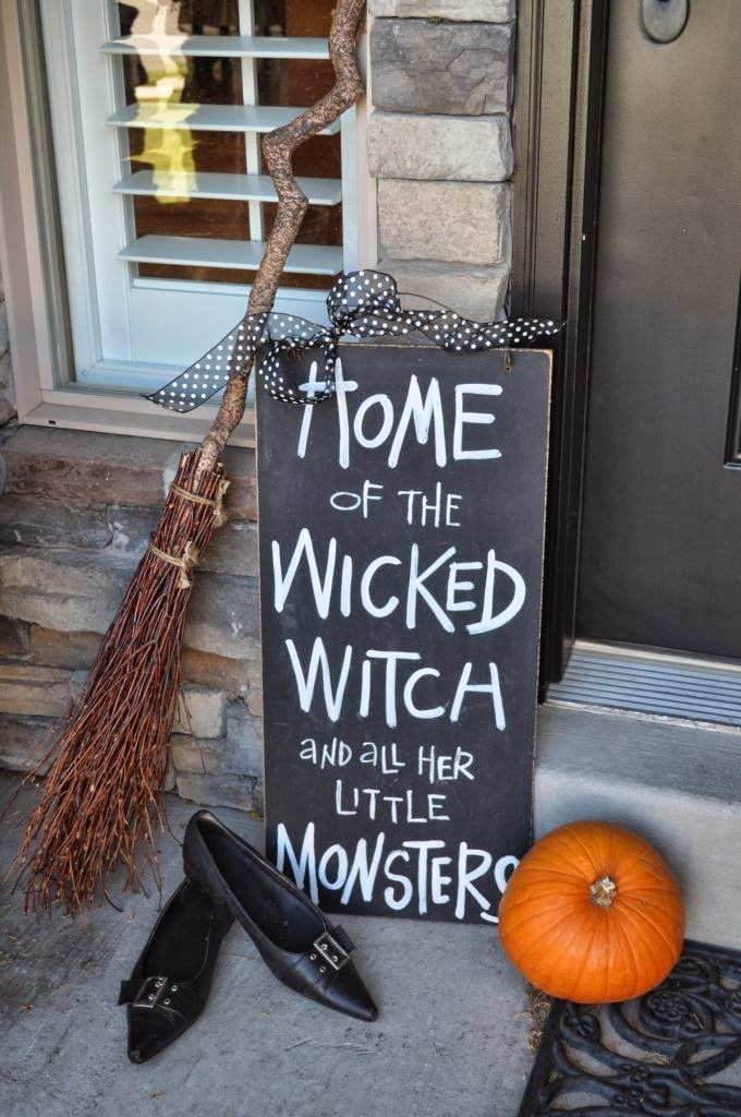 Wicked Witch Is Home