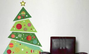 30 Amazing Wall Christmas Decoration ideas