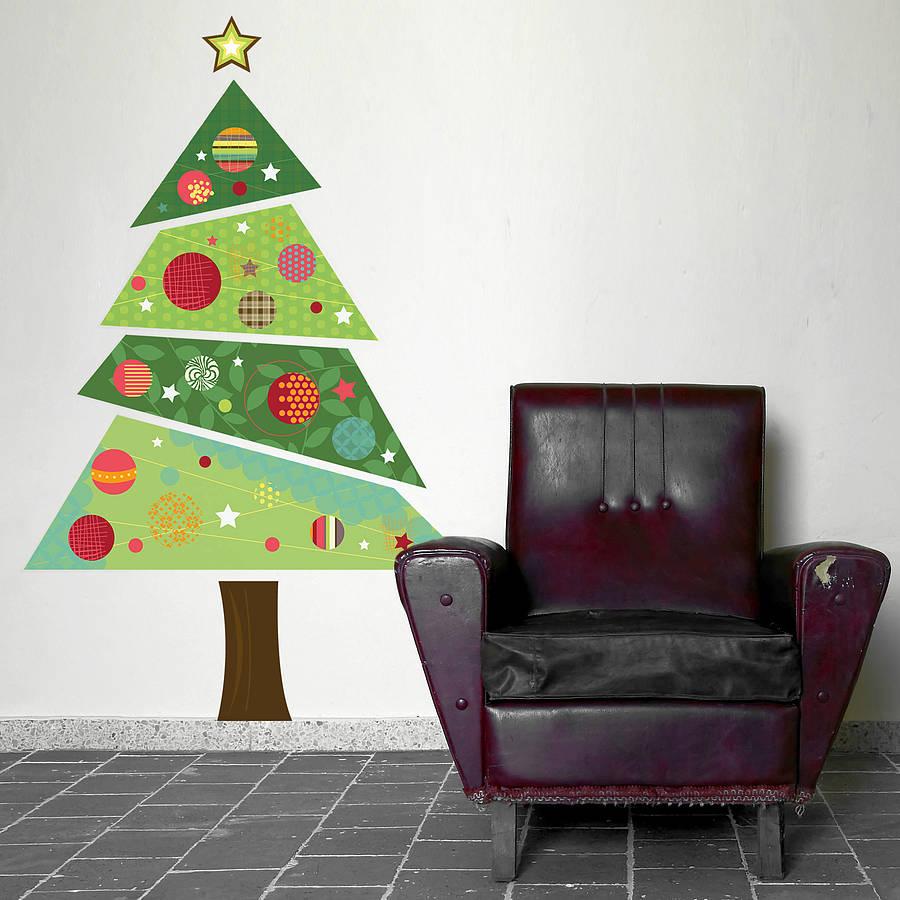 original_fabric-christmas-tree-wall-sticker