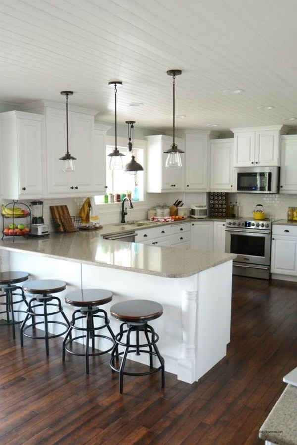 Best Kitchen Lighting Ideas (1)