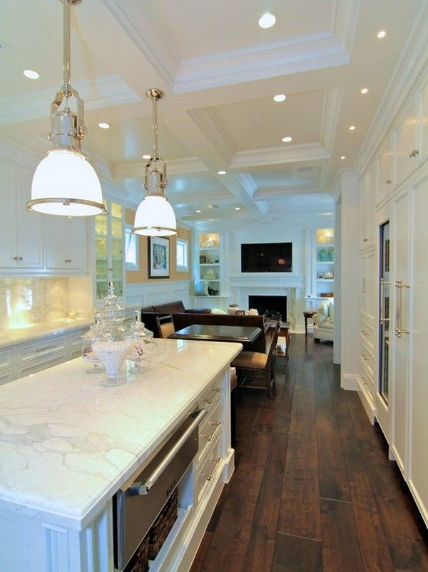 41 Best Kitchen Lighting Ideas Wow Decor