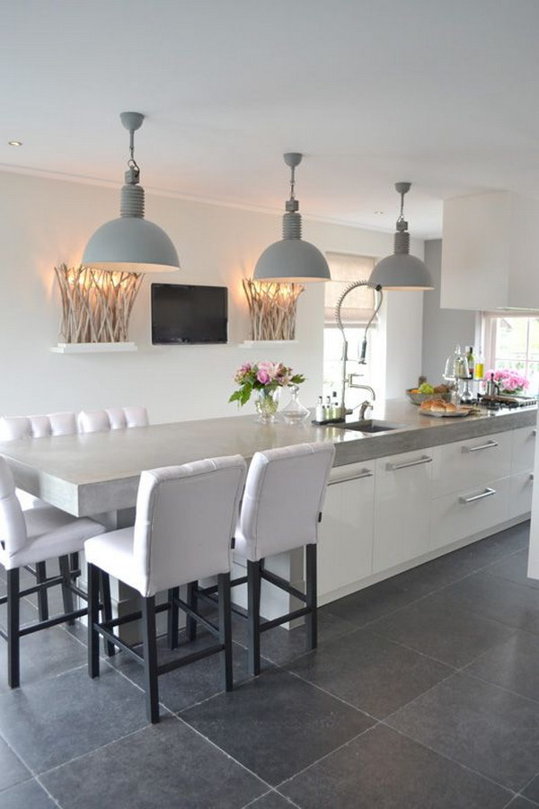 Best Kitchen Lighting Ideas (18)