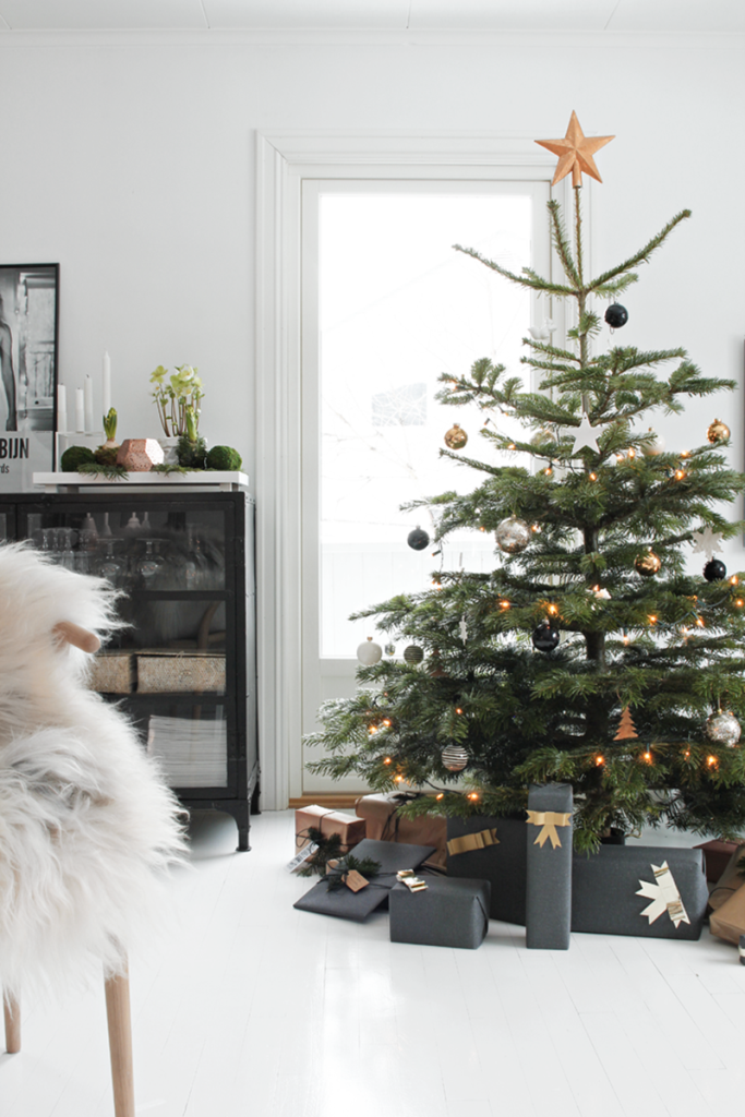 Christmas Living Room Decor Ideas (1)
