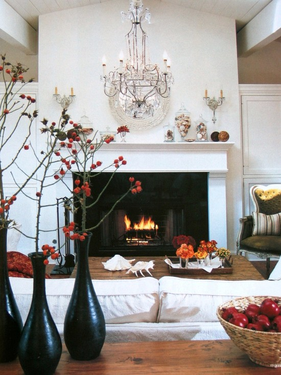 Christmas Living Room Decor Ideas (16)
