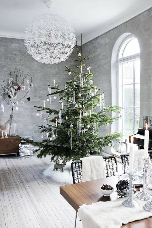 Christmas Living Room Decor Ideas (23)