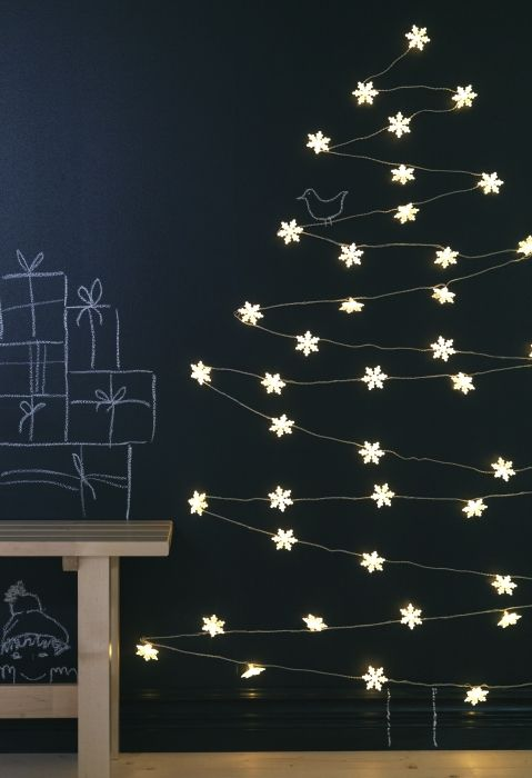 DIY Christmas Wall Art Ideas Thewowdecor (11)