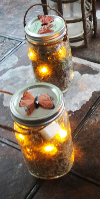handmade-wedding-halloween-themed-mason-jar-luminaries