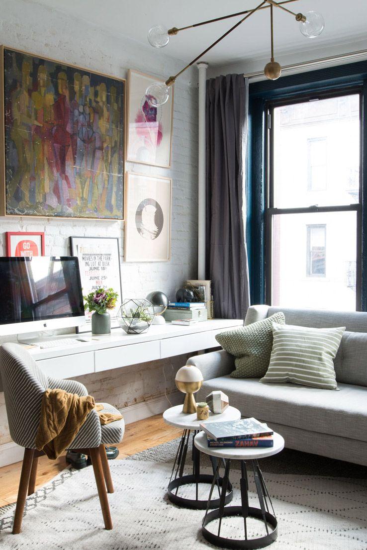 50 Small Living Room Ideas thewowdecor (21)