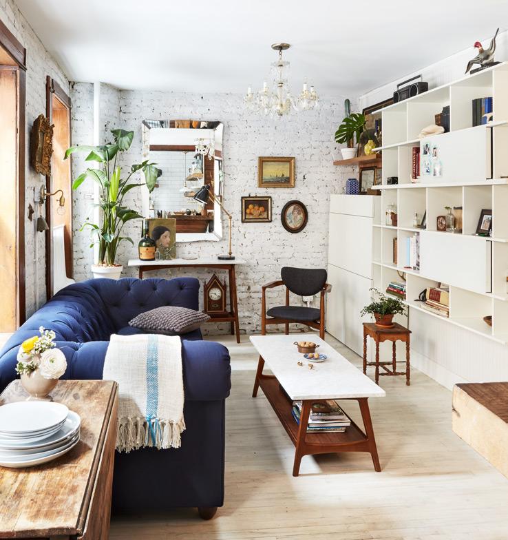 50 Small Living Room Ideas thewowdecor (23)