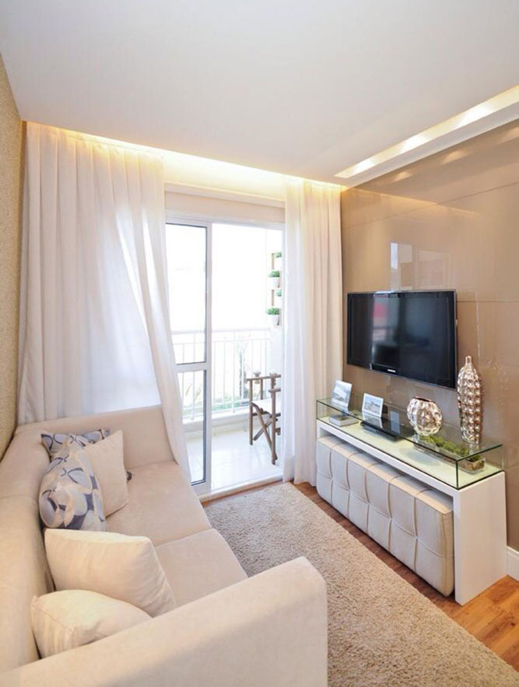 50 Small Living Room Ideas thewowdecor (27)