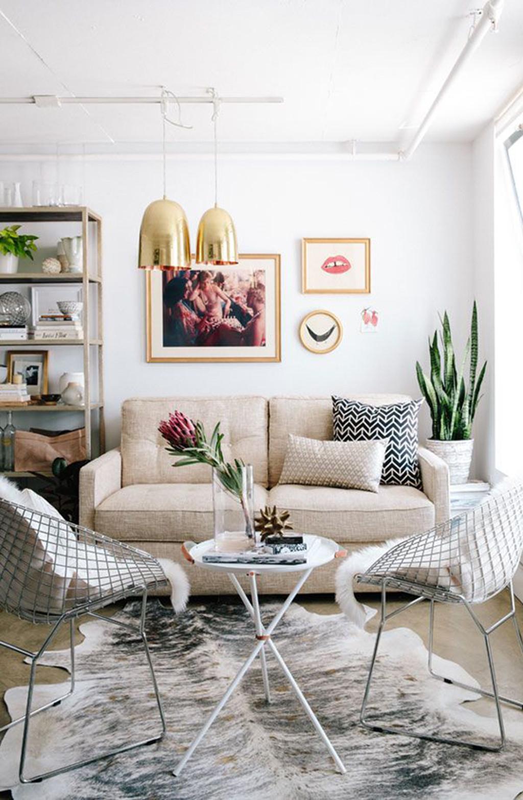 50 Small Living Room Ideas thewowdecor (42)