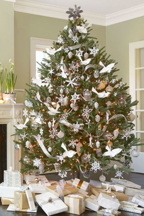 Best Decorated Christmas Trees 2017 (1)
