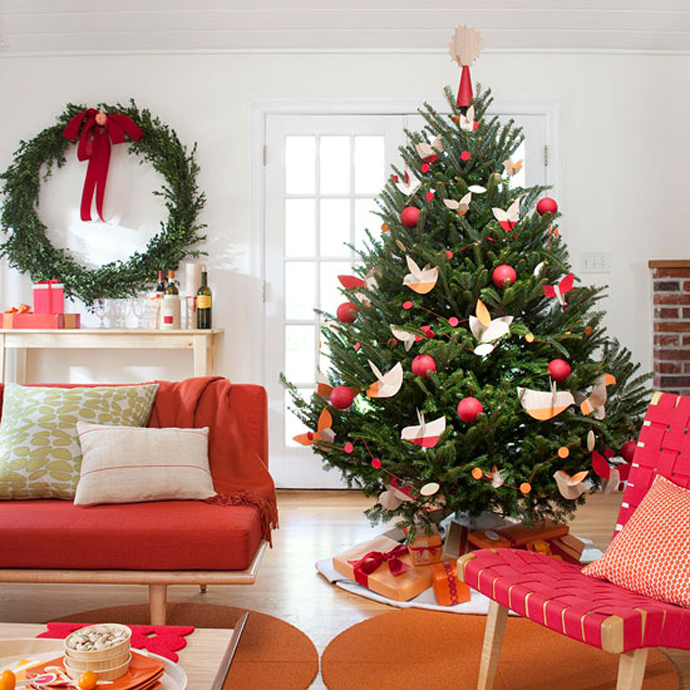 Best Decorated Christmas Trees 2017 (16)