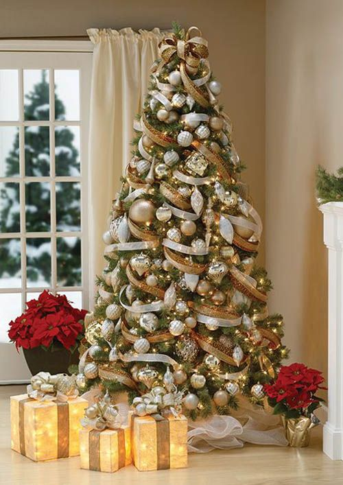 Best Decorated Christmas Trees 2017 (23)