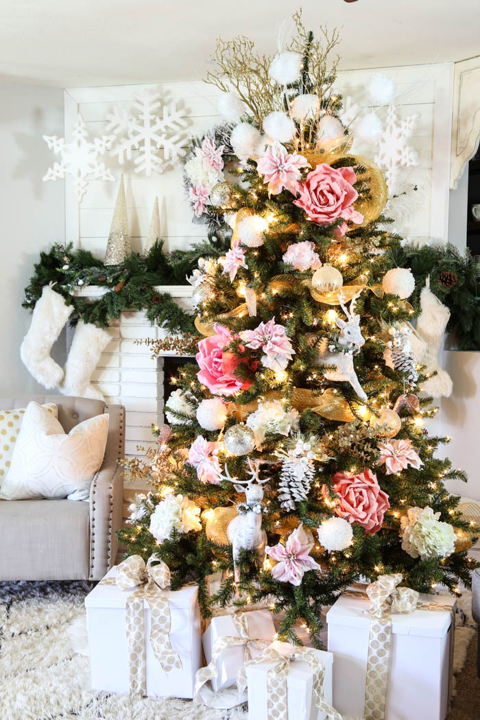 Best Decorated Christmas Trees 2017 (4)