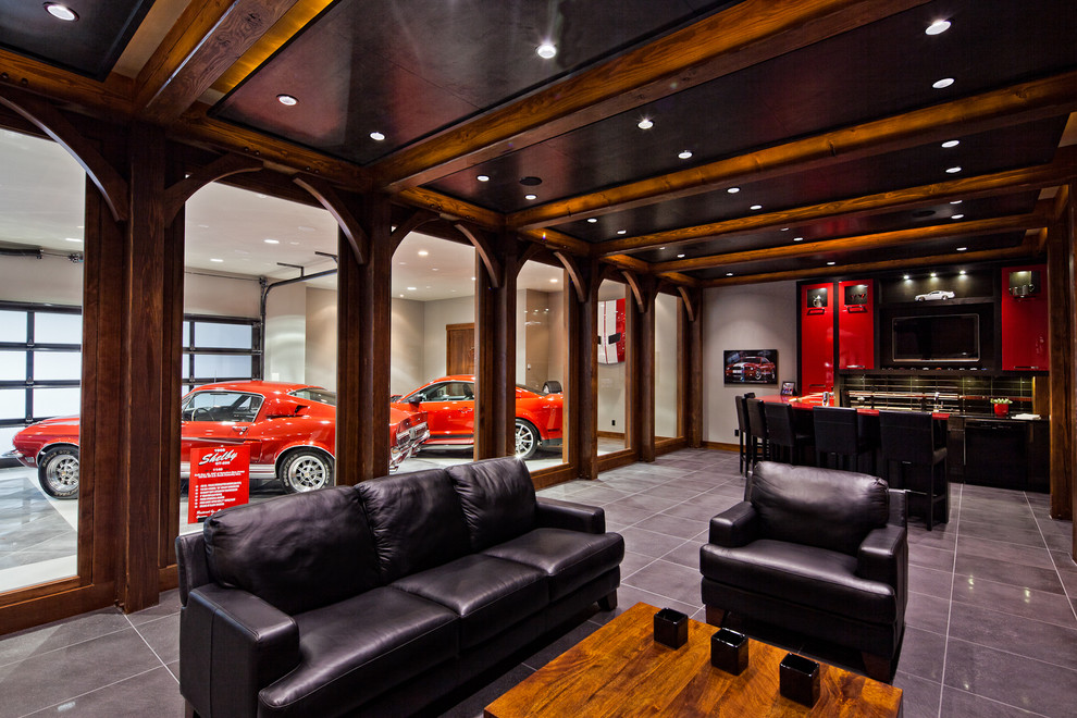 Best Man Cave Ideas To Get Inspired thewowdecor (23)