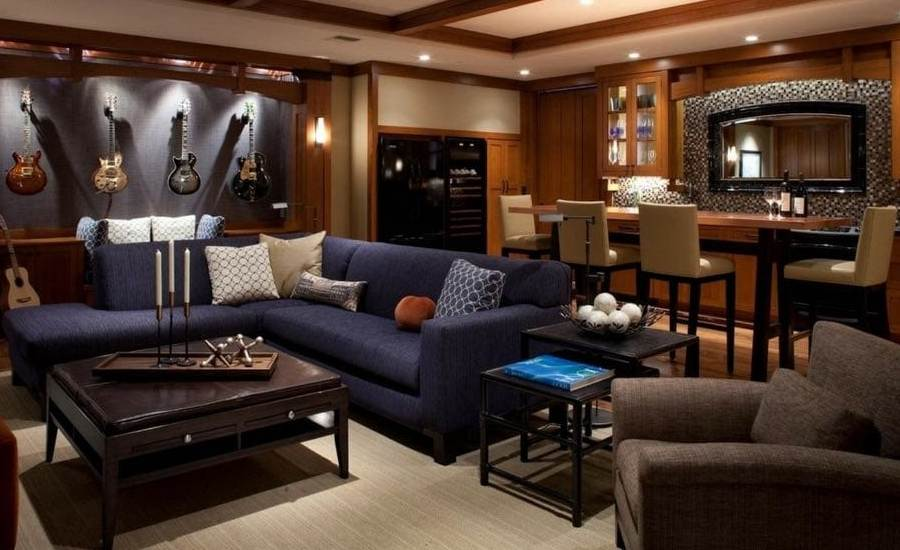 30 Best Man Cave Ideas To Get Inspired Wow Decor