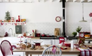 35 Best Christmas Kitchen Decor Ideas