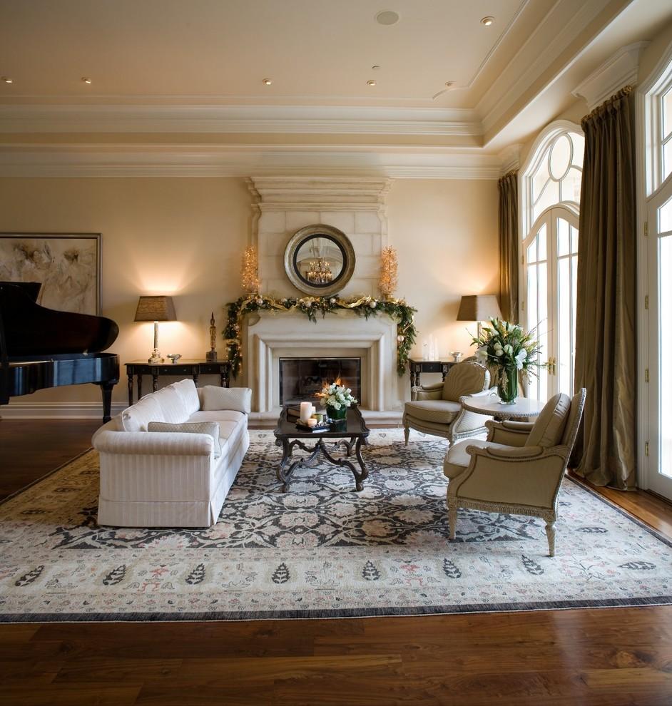 Christmas Living Room Decor Ideas thewowdecor (44)