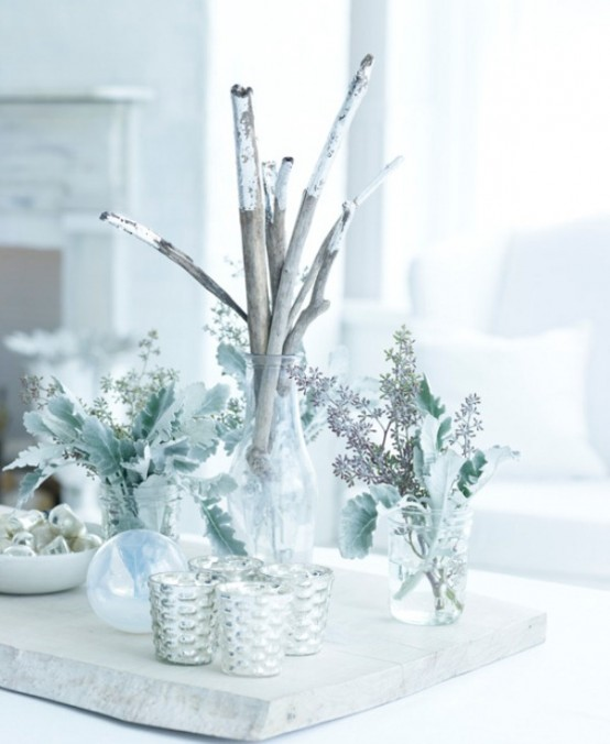 Christmas Table Centerpiece Ideas thewowdecor (1)