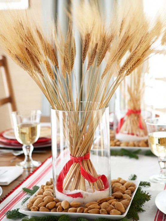 Christmas Table Centerpiece Ideas thewowdecor (11)
