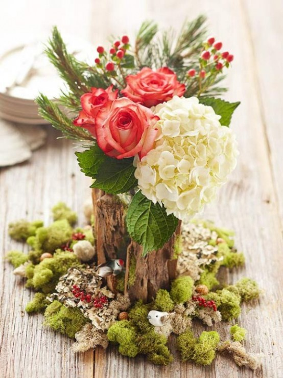 Christmas Table Centerpiece Ideas thewowdecor (14)