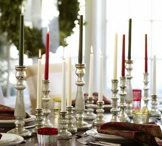 Christmas Table Centerpiece Ideas thewowdecor (23)