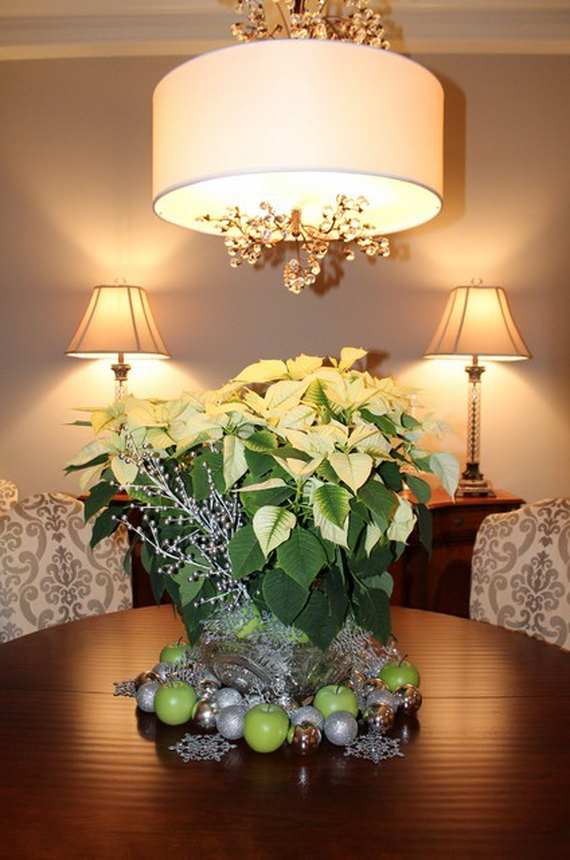 Christmas Table Centerpiece Ideas thewowdecor (29)