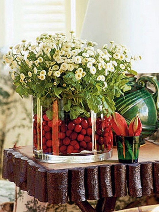 Christmas Table Centerpiece Ideas thewowdecor (3)