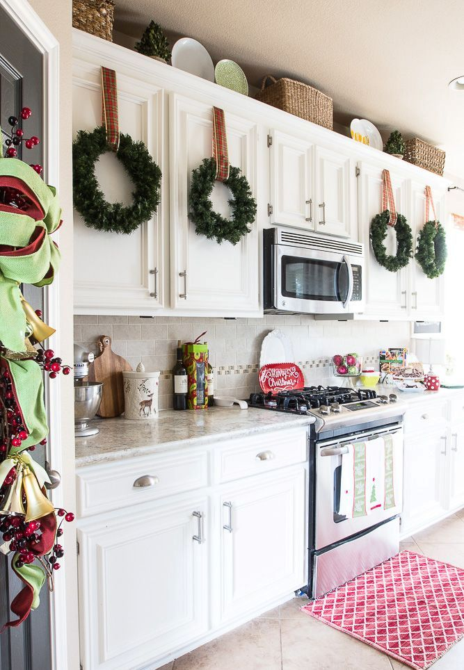 Christmas Wreaths thewowdecor