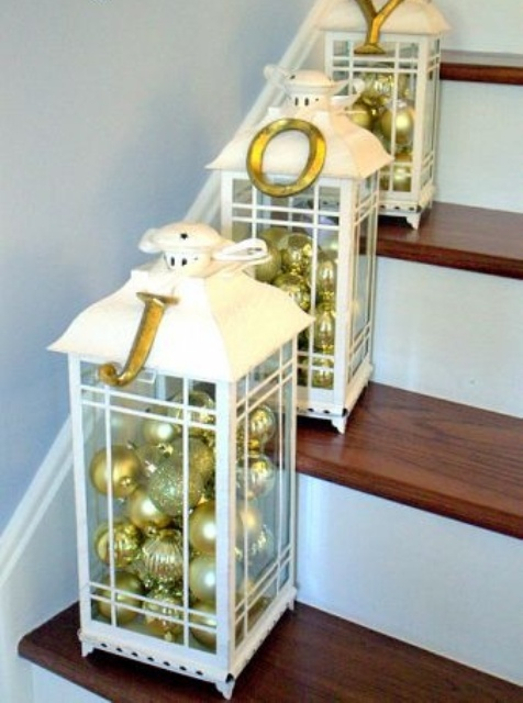 Gold Christmas Decoration Ideas (6)