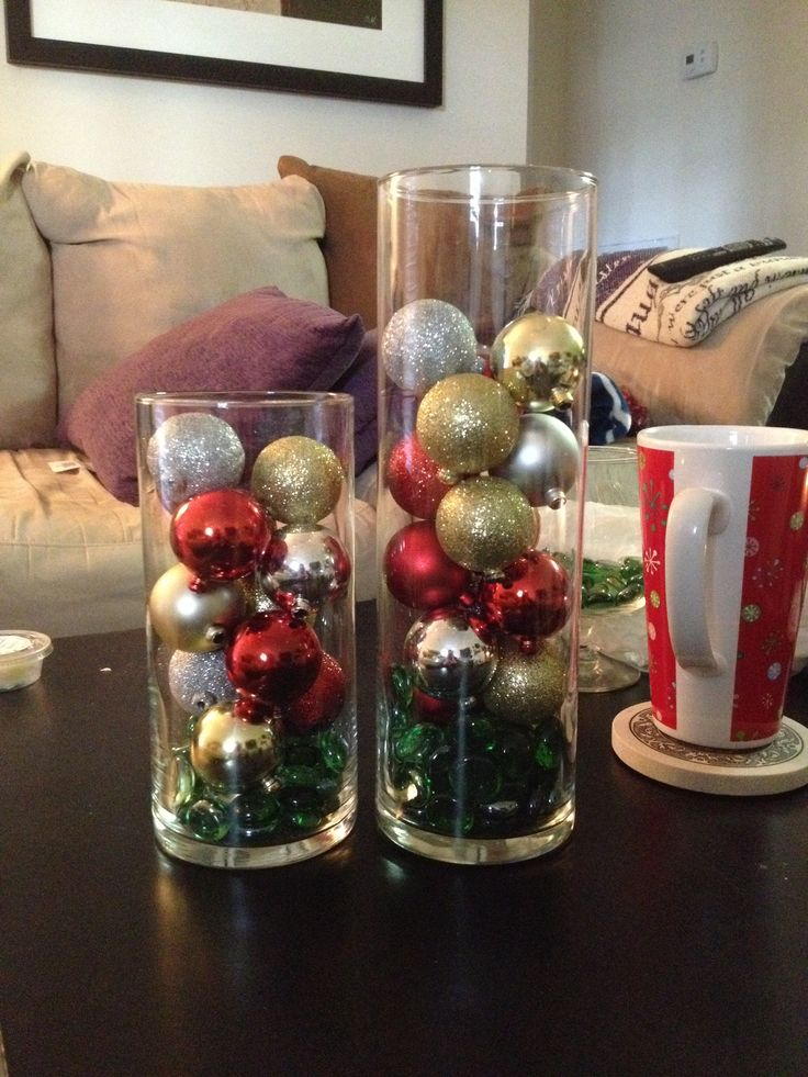 Pinterest Homemade Christmas Decorations