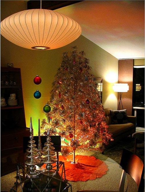 Mid Century Modern Christmas Tree
