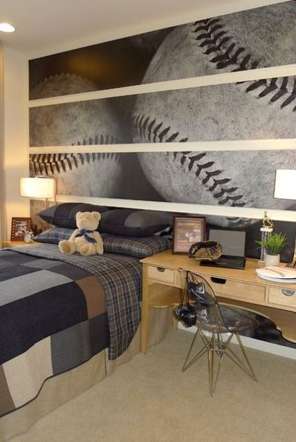 Teen Boys Room Design Ideas (22)