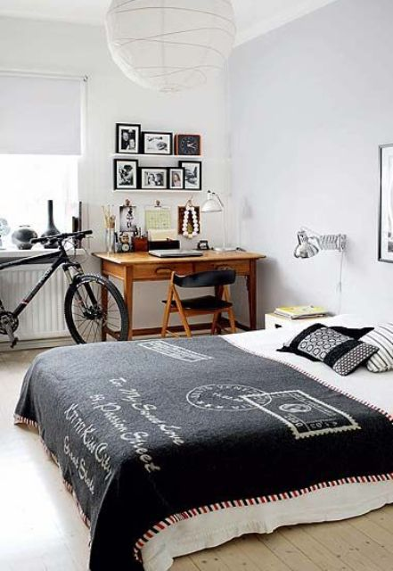 Teen Boys Room Design Ideas (9)