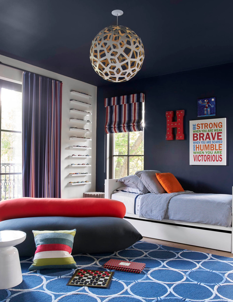 Contemporary Kids Bedroom Thewowdecor