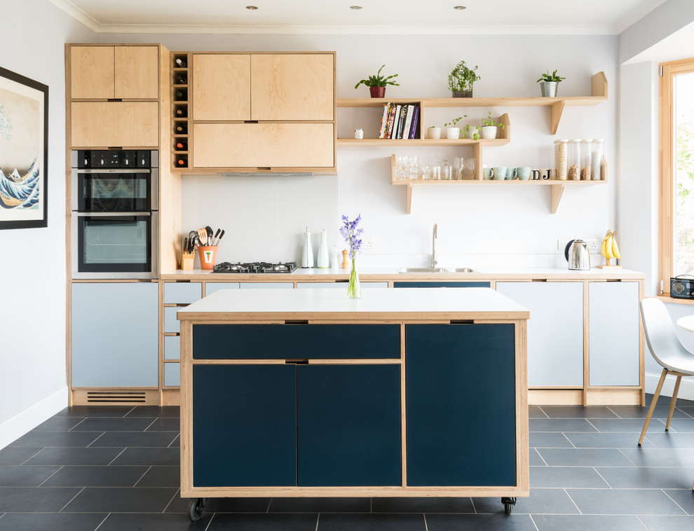 Kitchen Cabinets Design thewowdecor (4)