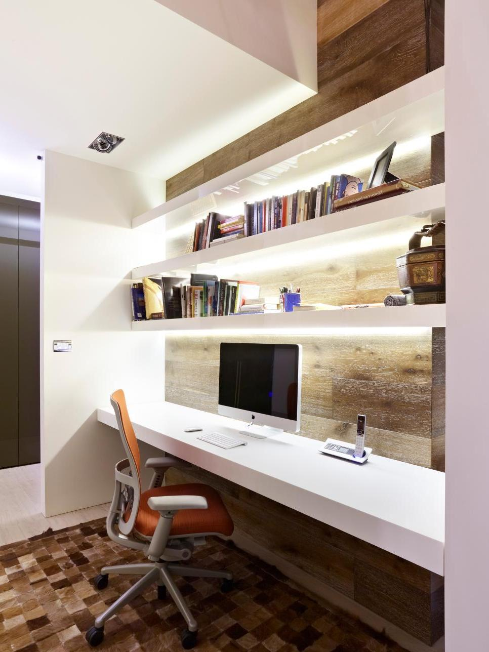 Modern Home Office thewowdecor (24)