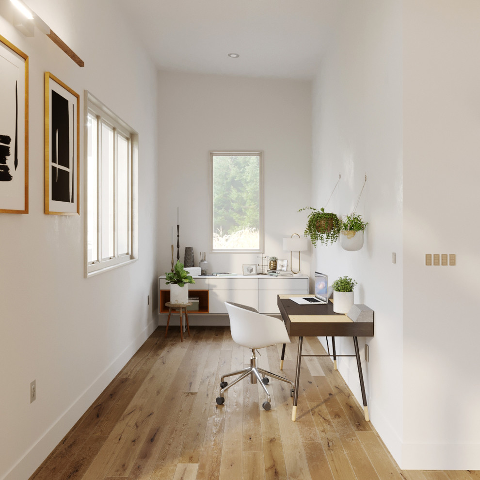 Spectacular Nordiac Style Home Office Design Thewowdecor