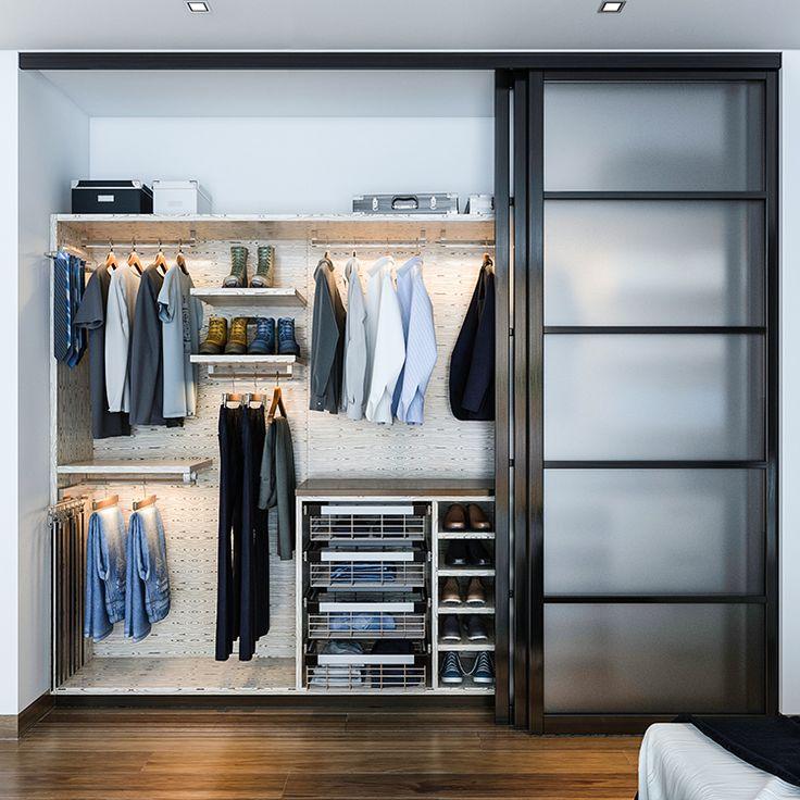 Closet Organization Ideas (20)