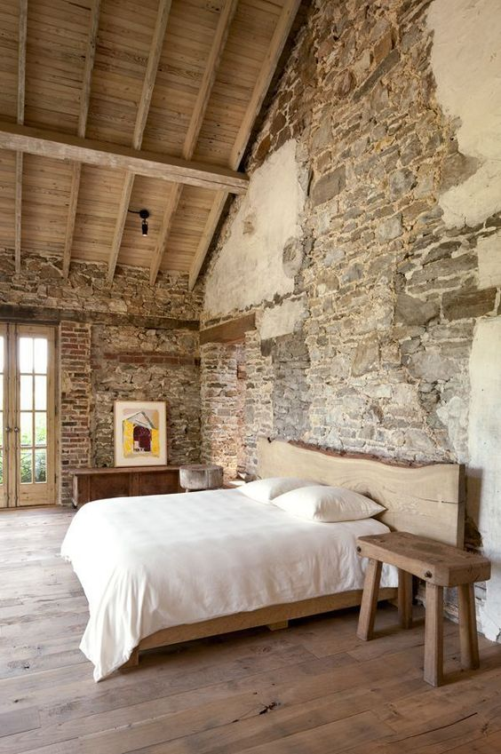 Rustic Bedroom Design Inspiration (1)