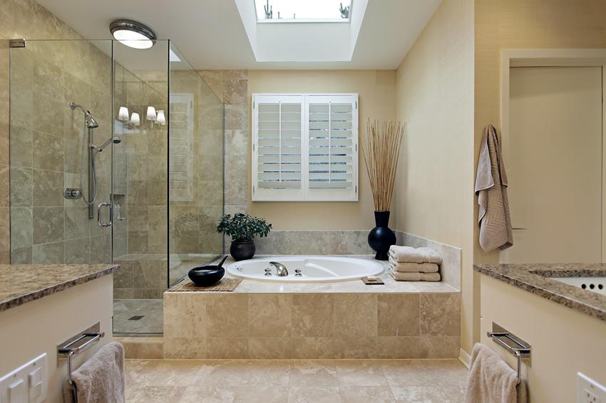 master-bath-skylight-granite-counter-tops