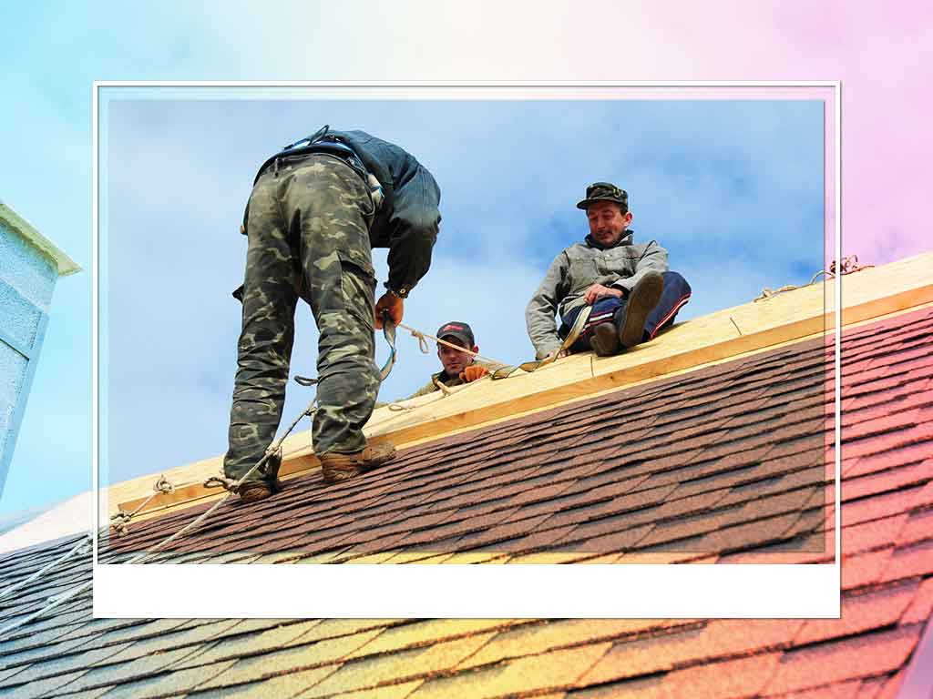 Ensure the Roofer is Insured and Licensed