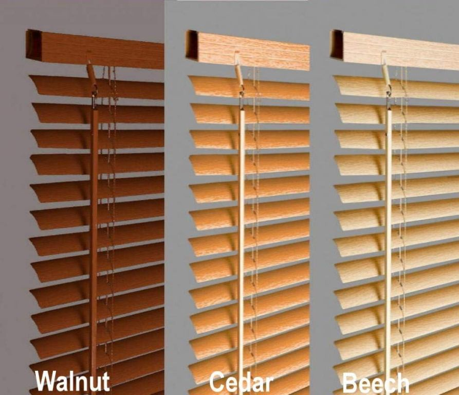 New Window Blinds color