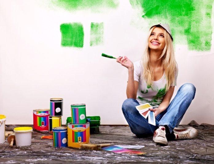 Painting you rHome