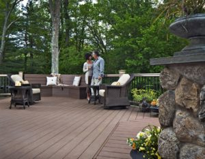 Composite Decking, Not Just For Your Home